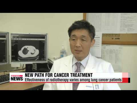 Local researchers discover reason behind radiation resistance in lung cancer cells