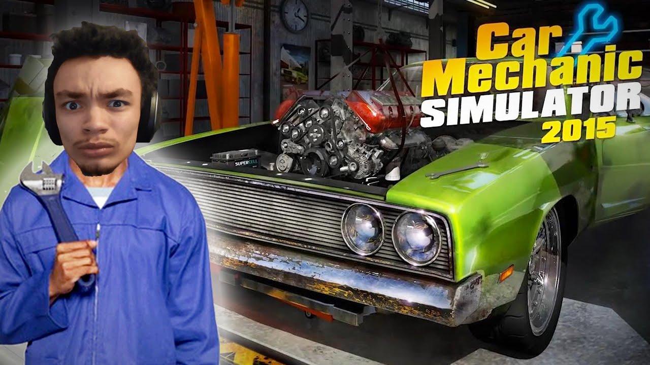 WORST MECHANIC EVER?!   Car Mechanic Simulator 2015 ...