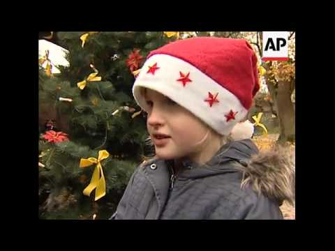 Santa opens post office to deal with children's Christmas wish lists