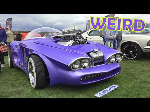 The World's Most Interesting Car Show!