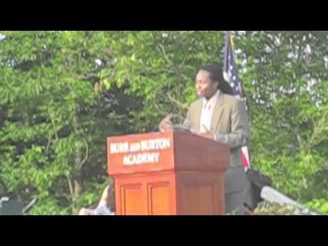 Sengeh Commencement Speech @ Burr and Burton Academy (BBA) June 10th, 2010