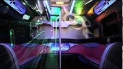 Party Bus Rental Orange County -  Los Angeles California
