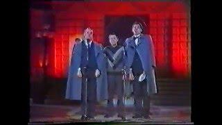 Уникальное видео. Кабаре двойников 1992 года, часть вторая. sobesednikam.ru