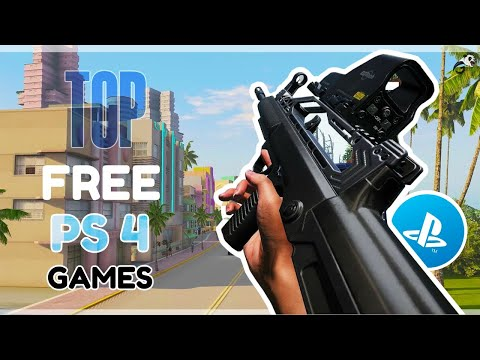 Top 10 FREE PS4 GAMES 2020 ( NEW )