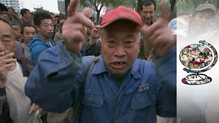 The Activist Organising China's Biggest Labour Strikes