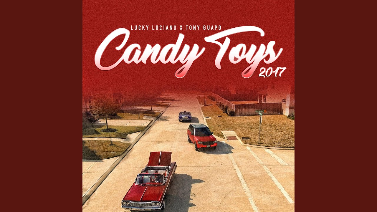 Lucky Luciano Candy Toys