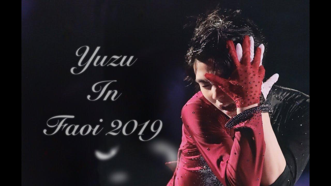 FaOI 2019 MAD   Best Classic Scenes of Yuzuru Hanyu You Shall Never Miss! 羽生結弦