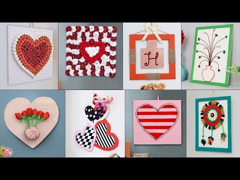 13 Simple & Beautiful Home Decor Ideas !!! Decorating Craft Ideas