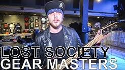Lost Society's Mirko Lehtinen - GEAR MASTERS Ep. 183