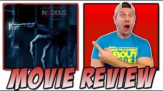 Insidious: The Last Key (2018) - Movie Review (Insidious Chapter 4) thumbnail