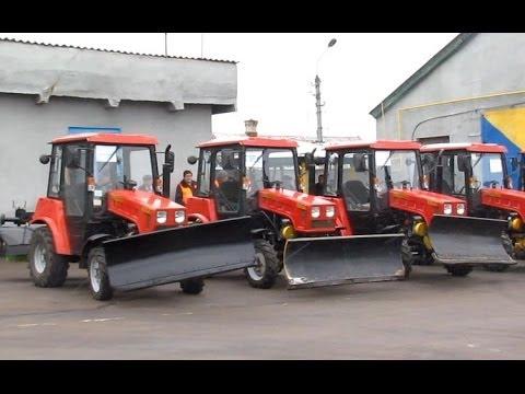 ЖКХ Житомиря купят 4 трактора, если Рыжук надавит на Казначейство