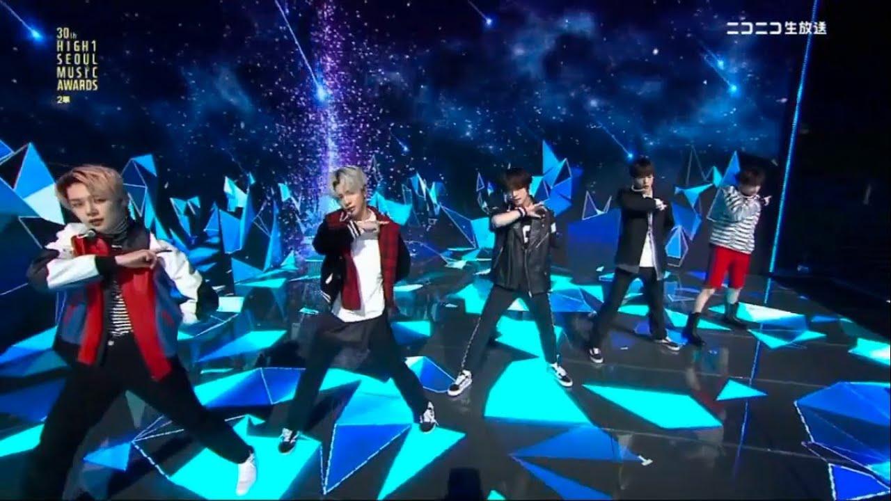 TXT We Lost The Summer Live Performance @30th SEOUL MUSIC AWARDS SMA 2021 (투모로우바이투게더)
