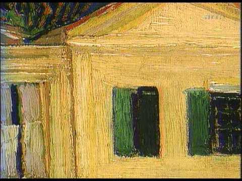 La Chambre De Van Gogh à Arles   Vincent Van Gogh 1888   YouTube