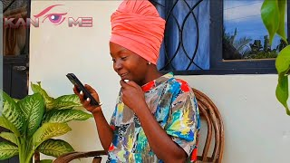 The kwarantin love letter to Gerald. Kansiime Anne. African Comedy