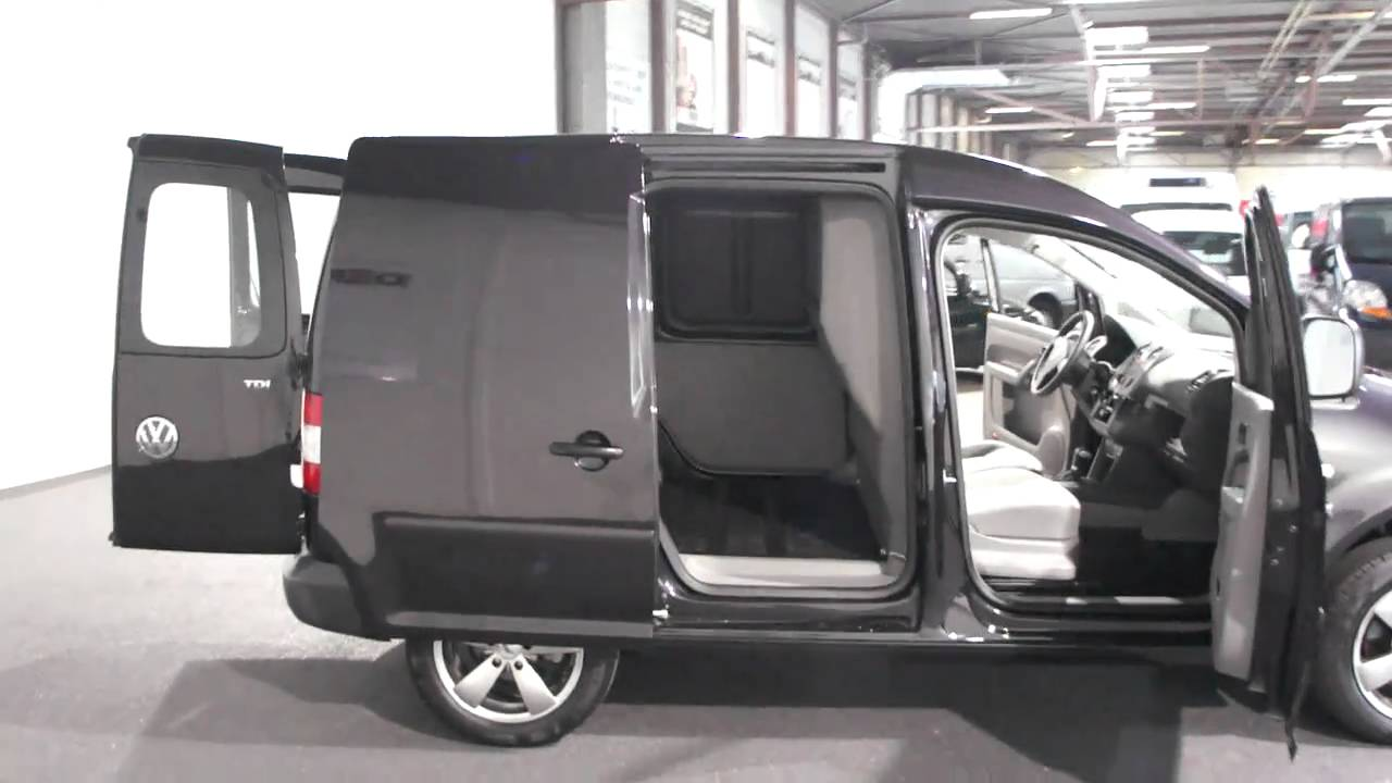 volkswagen caddy 1 9 tdi aut dsg airco derks. Black Bedroom Furniture Sets. Home Design Ideas