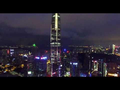 Above and Beyond - Shenzhen CBD