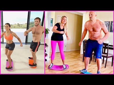 Simply Fit Or Simply $#!T? Simply Fit Board Ridiculous Review