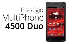 Prestigio MultiPhone PAP 4500 Duo