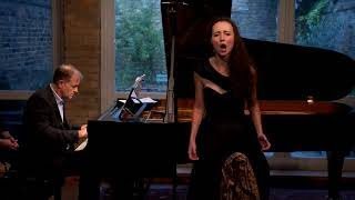 """Schubert, Gute Nacht from """"Winterreise"""" (Fleur Barron, Julius Drake)"""
