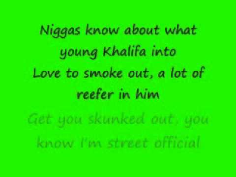 Wiz Khalifa - Smokin Good (Official Lyrics)