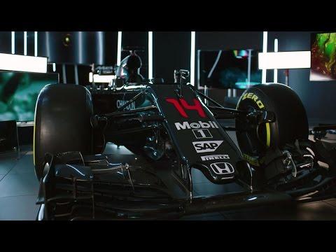 McLaren-Honda MP4-31 Reveal Film