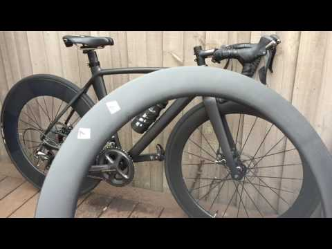 Chinese Carbon Clincher Review Yoeleo