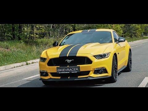 Что делает компрессор с Mustang 5.0. Новые мустанги начали ехать и управляться?
