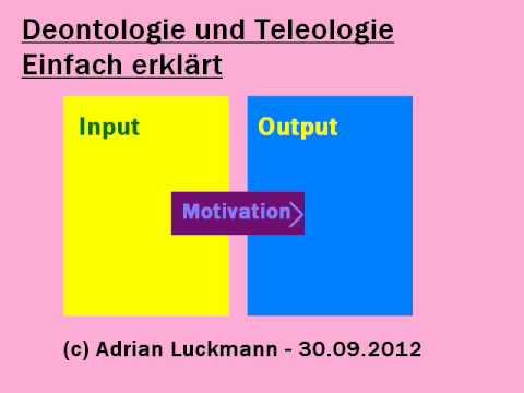 Teleologisch