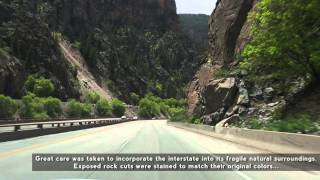 I-70 Glenwood Canyon, CO