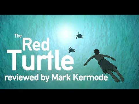 The Red Turtle reviewed by Mark Kermode