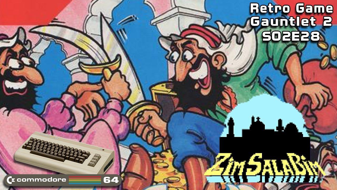 RGG S02E28 - ZimSalaBim [C64]