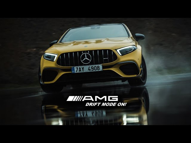 Mercedes Benz A45s AMG | DRIFT MODE ON