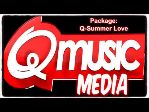 Q-Music Jingle Package - Q Summer Love (+DOWNLOAD!)