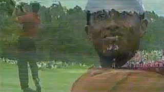 Tiger Woods US Open 2000 Final Round part 2/6