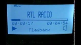 RTL RADIO on DRM