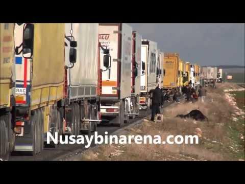 Kuyruk Neredeyse Nusaybin'e Dayandı!