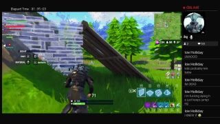 Victory Royale Fortnite TonyxMonTony Squads High Explosivess v2 Fun! New Raven Skin Gameplay