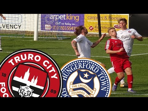 Truro City v Hungerford Town (27/8/18) - Extended Highlights