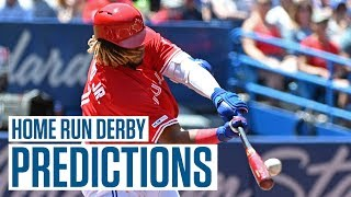 Are You Putting Your Money On Vlad Jr.? Home Run Derby Predictions