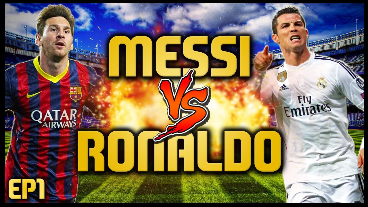 Messi Vs Ronaldo 1 Fifa 15 Ultimate Team Youtube