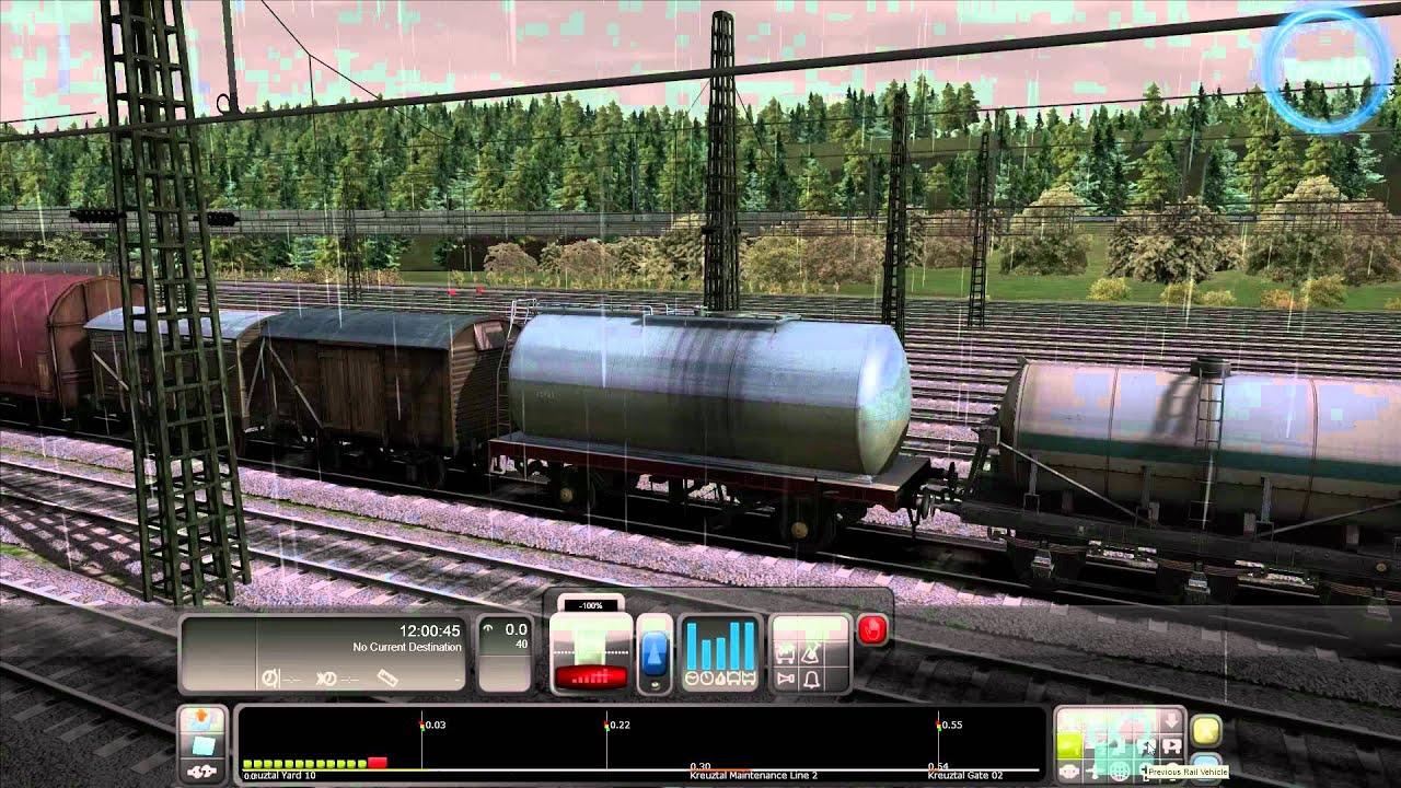 RailWorks 3 Train Simulator Free Download - Ocean Of Games