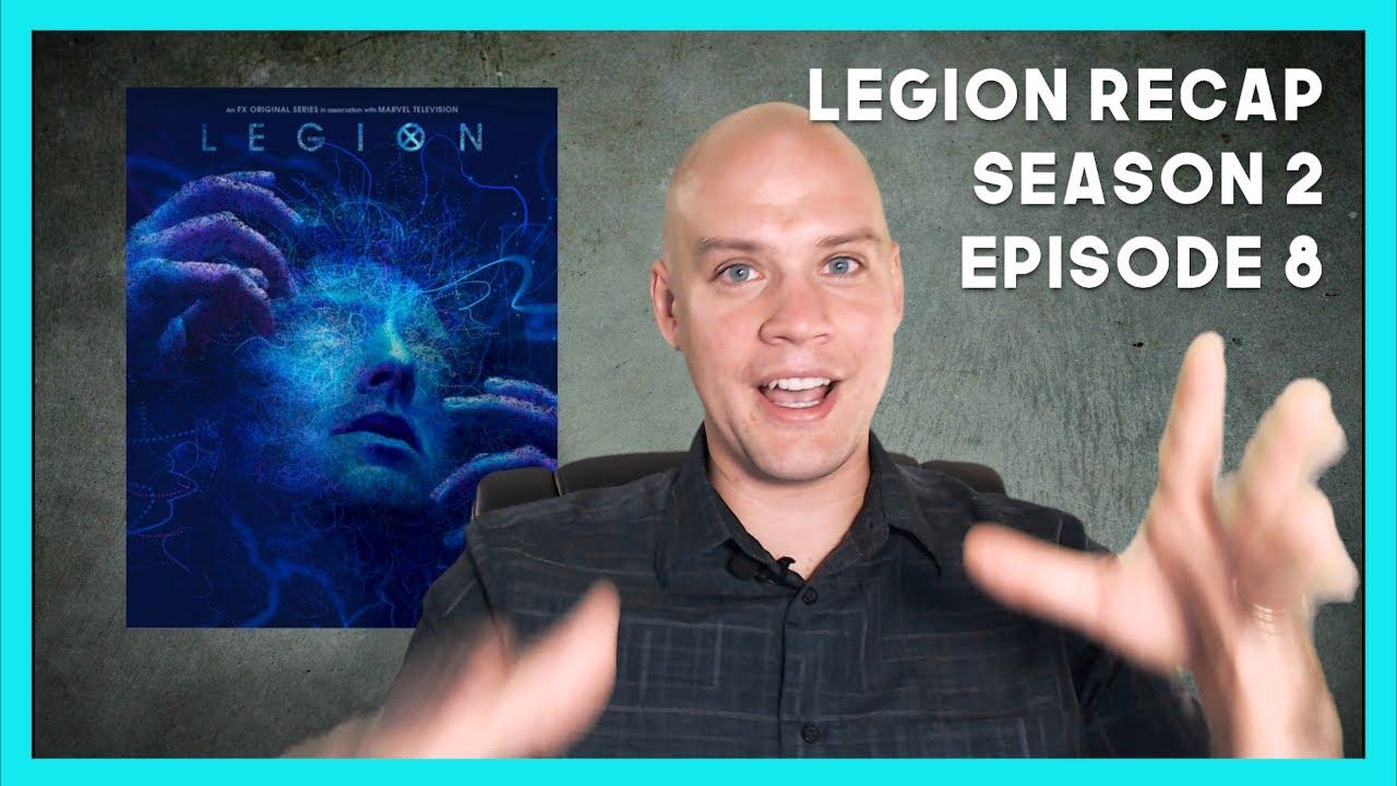"Download Legion Season 2 Episode 8 Breakdown ""Chapter 16"" Marvel FX TV Recap"