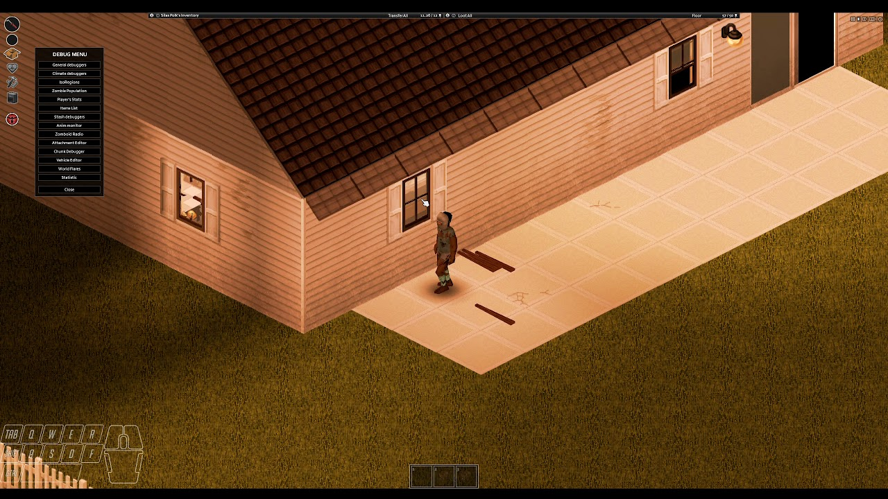 Stealthoid   Project Zomboid
