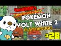 Pokémon Volt White 2 Playthrough, Part 28: Jump on the Dragon's Back