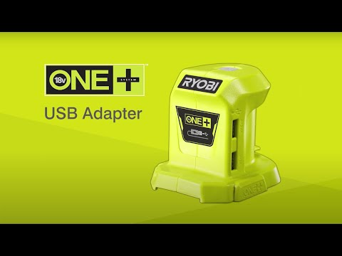 Ryobi One Debris Sweeper R18sw3 Youtube