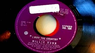 Willie Dunn - I Pity the Country (1973)
