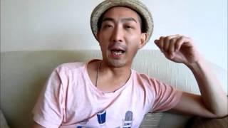 Sam Lee 李璨琛 shoutout (28th July 2012) Saturday 10pm Stage @ Avenue K