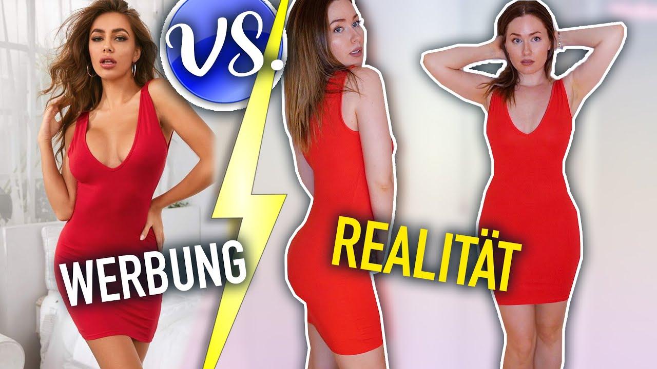 Werbung vs. Realität - China Online Shop (Shein Live Test)