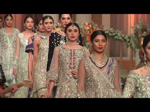 Pantene Hum Bridal Couture Week 2017  lahore |Asifa & Nabeel Collection
