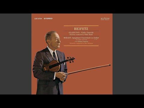 Sinfonia concertante, K.364 in E-Flat: Allegro maestoso